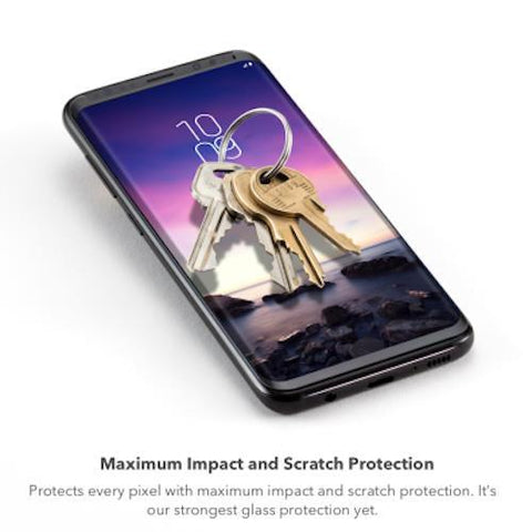 Tempered Glass Screen Protector Galaxy S9 Plus australia