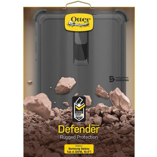 Shop Australia stock OTTERBOX DEFENDER RUGGED CASE FOR GALAXY TAB A 10.5 (2018) - BLACK with free shipping online. Shop OtterBox collections with afterpay Australia Stock
