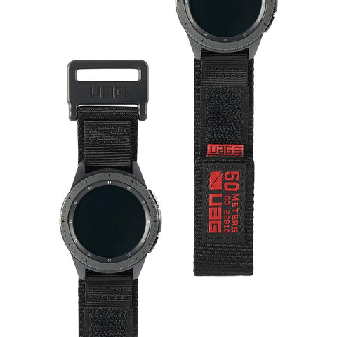 Shop Australia stock UAG Active Watch Strap For Galaxy Watch Band 46mm/Gear S3 Frontier & Classic - Black with free shipping online. Shop Syntricate collections with afterpay