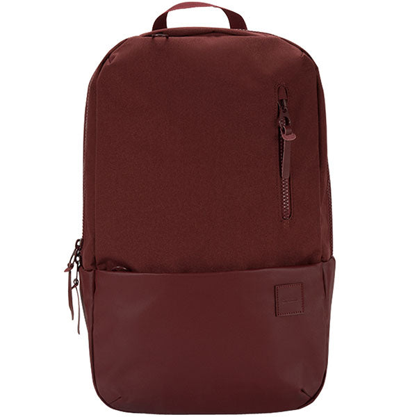 buy incase compass backpack bag for macbook upto 15 inch deep red australia