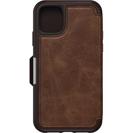 buy online folio wallet with card slots case from otterbox for iphone 11  Australia Stock