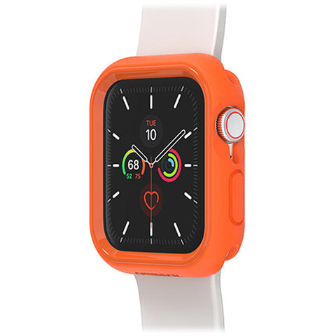 orange white silicone case for new apple watch series se/6/5/4 outdoor case straps australia