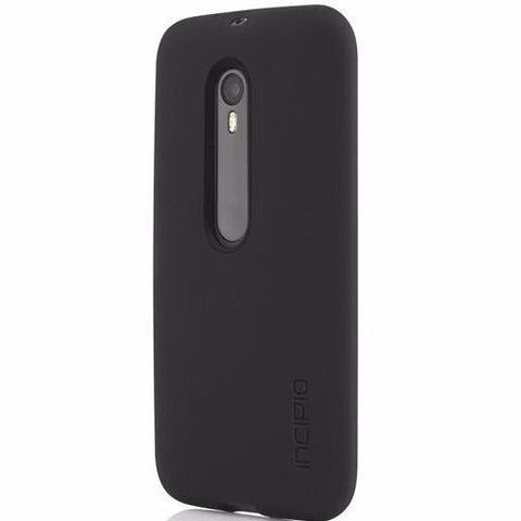 Shop Australia stock Incipio NGP Case for Motorola Moto G (3rd Gen) - Black with free shipping online. Shop Incipio collections with afterpay