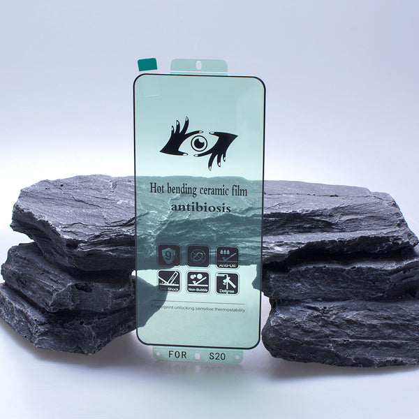 samsung s20 screen protector from lito. buy online with afterpay payment