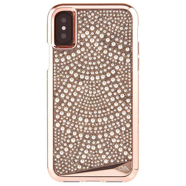 CASEMATE BRILLIANCE TOUGH GENUINE CRYSTAL CASE FOR iPHONE X - LACE