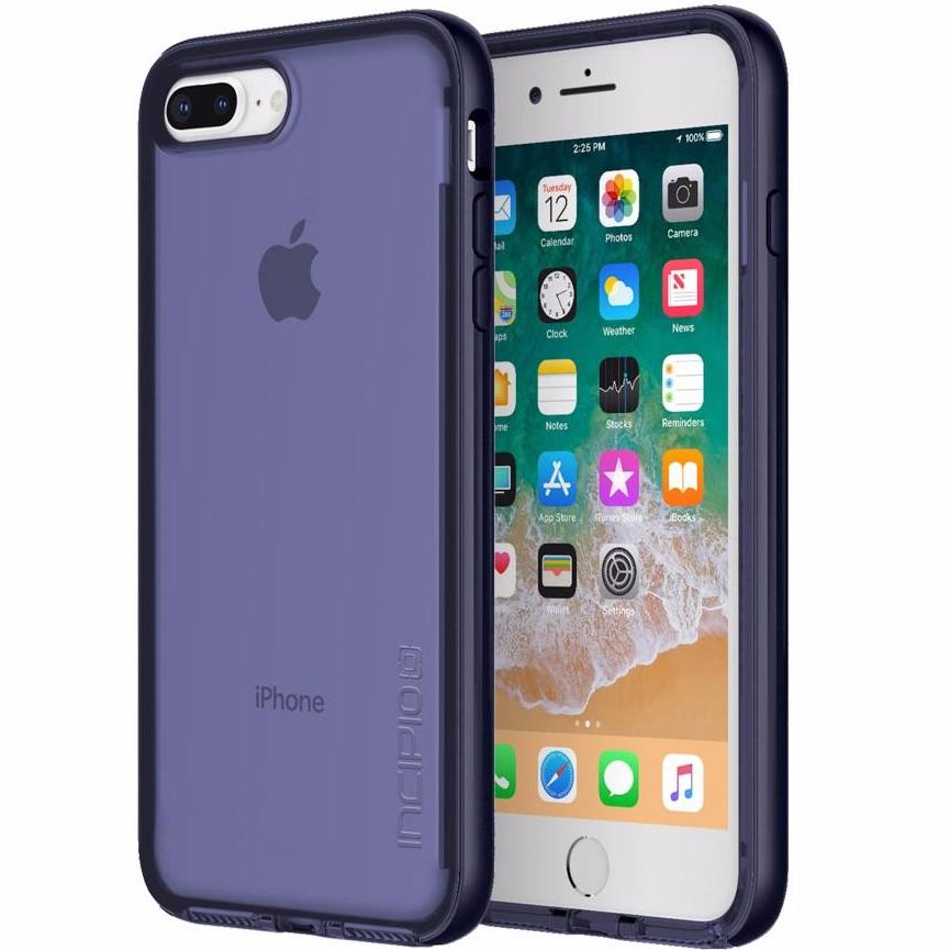 Australia wide free express shipping for every purchase Incipio See Through Transparent Octane Lux Metallic Accented Bumpers Case For Iphone 8 Plus/7 Plus - Midnight Blue. Authorized distributor and trusted official online store Syntricate, since 2012 Australia Stock