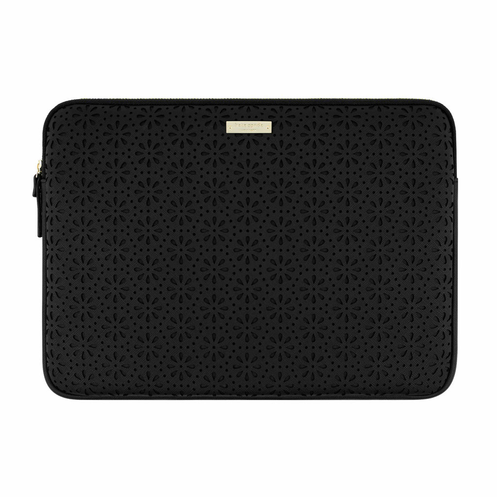 Kate Spade New York Perforated Sleeve for New Surface Pro/ Pro 4 - Black Australia Stock
