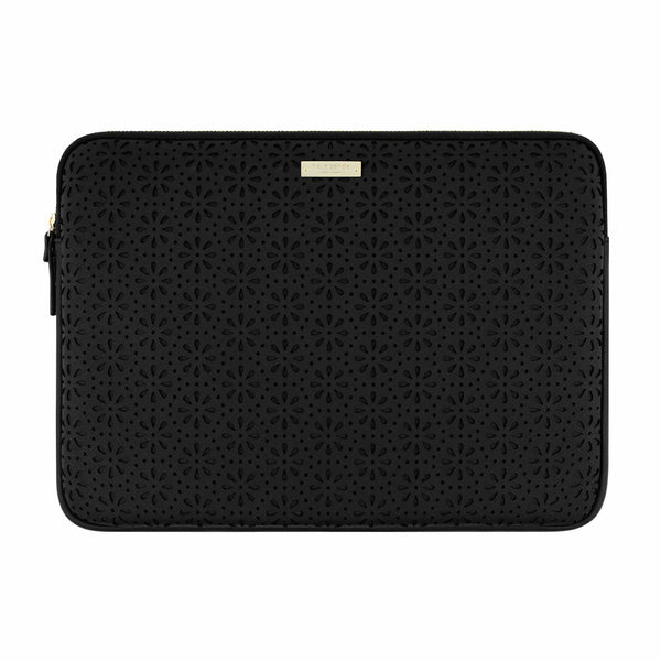 size 40 839a2 619d9 Kate Spade New York Perforated Sleeve for Surface Pro 6/Pro 5/Pro 4 - Black