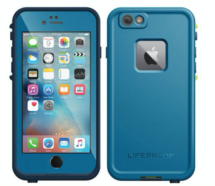 LifeProof Fre WaterProof case for iPhone 6S/6 Blue Australia. Australia Stock