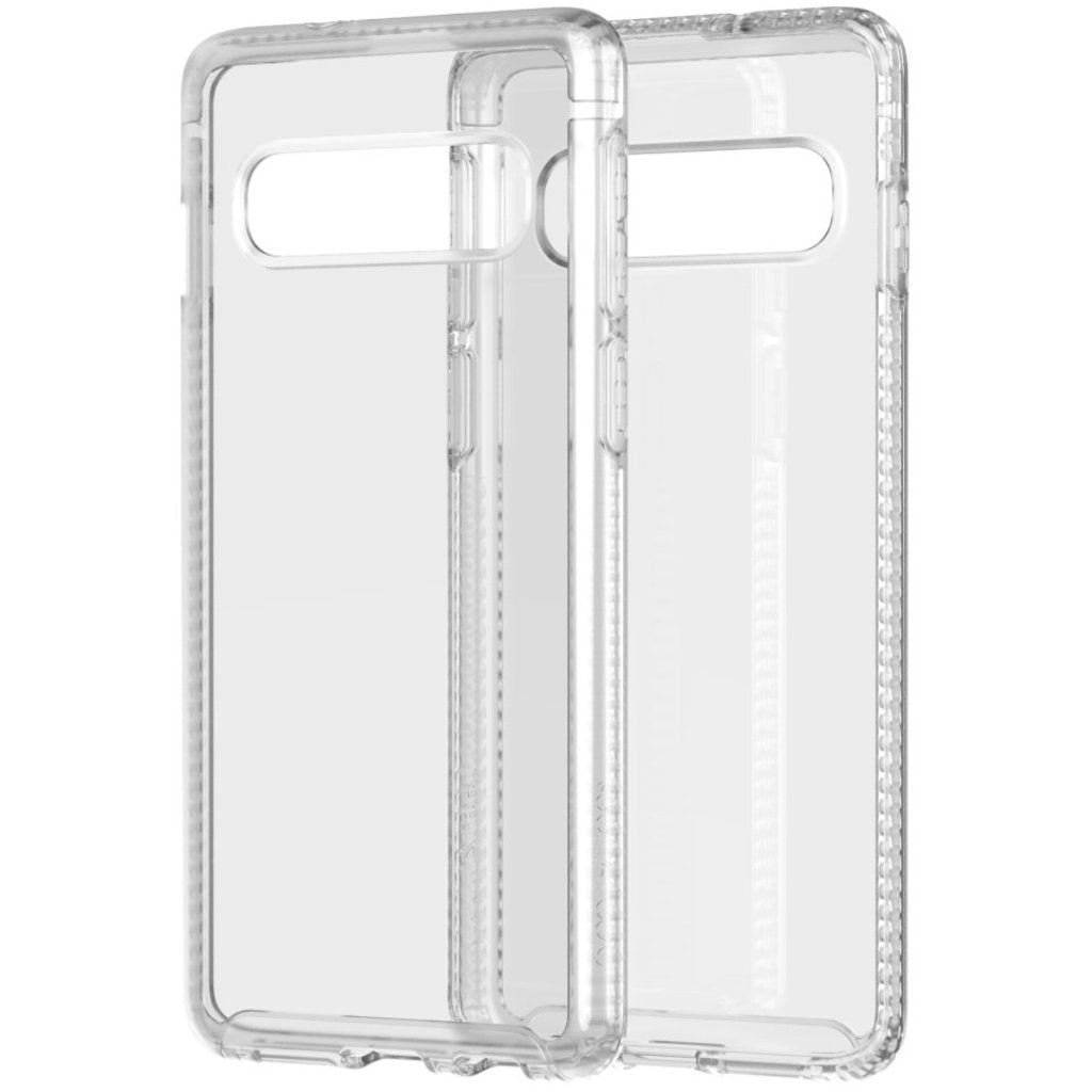 buy online clear case for samsung galaxy s10+ at syntricate australia Australia Stock