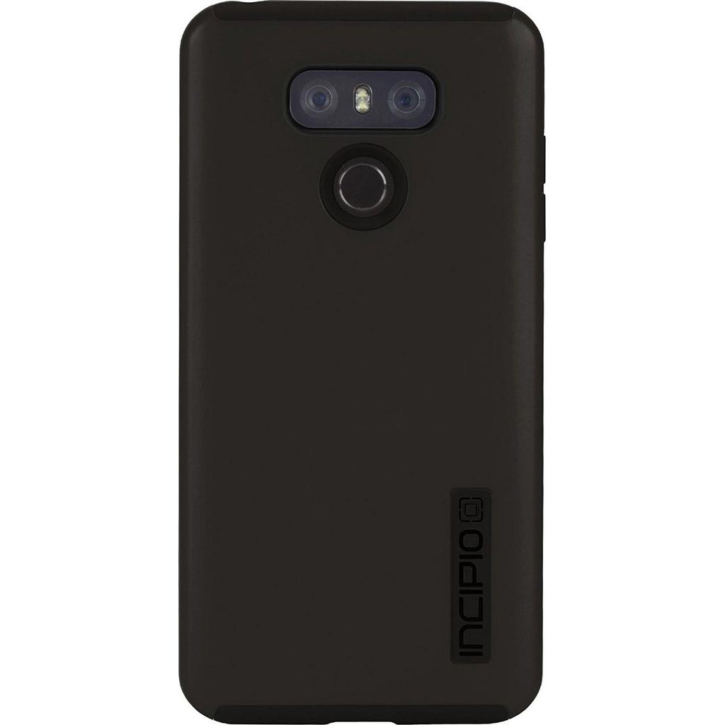reputable site 5df42 b1faf Incipio Dualpro Dual Layer Protective Case For Lg G6 - Black