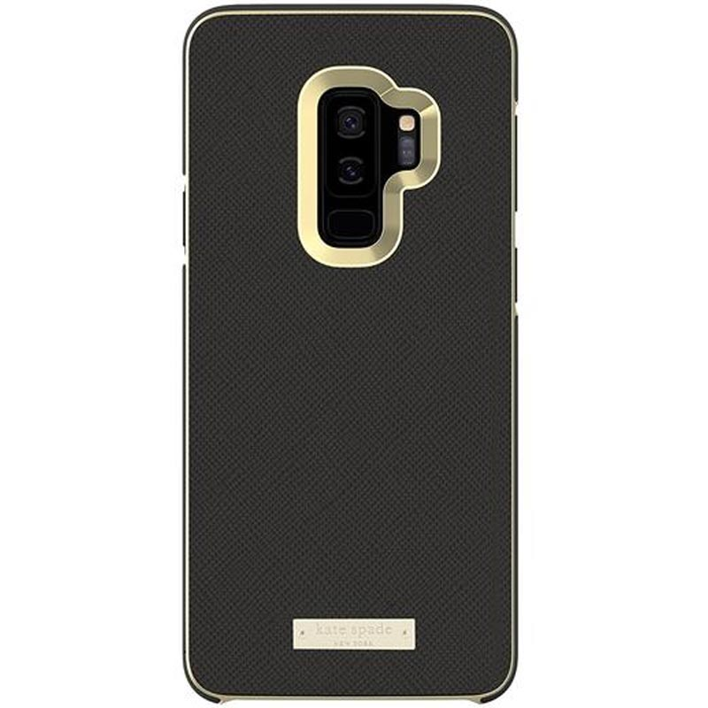 case for galaxy s9 plus gold and black Australia Stock