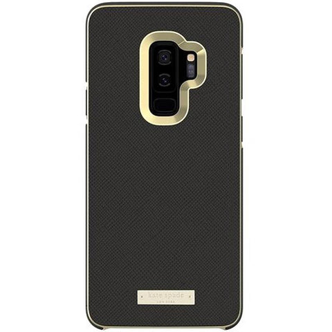case for galaxy s9 plus gold and black