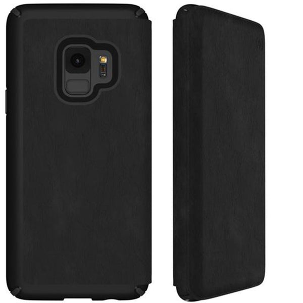 Shop Australia stock SPECK PRESIDIO IMPACTIUM LEATHER FOLIO CASE FOR GALAXY S9 - BLACK with free shipping online. Shop Speck collections with afterpay