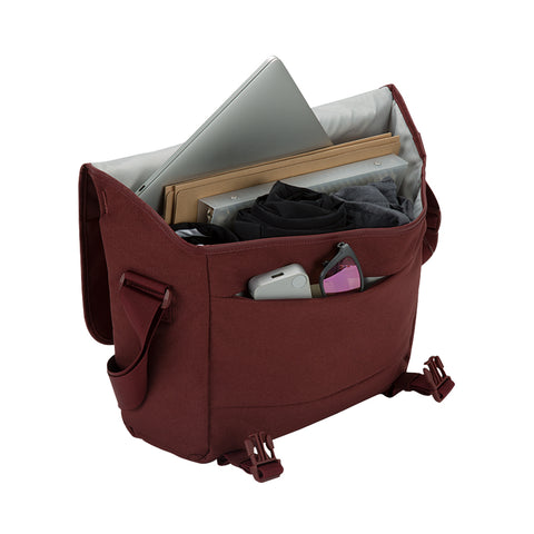 the best place to buy genuine incase compass messenger bag for macbook upto 15 inch deep red free shipping australia wide