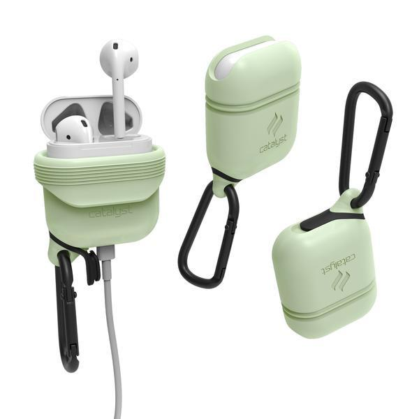 Get the latest stock WATERPROOF CASE FOR AIRPODS-GLOW IN THE DARK From CATALYST free shipping & afterpay.