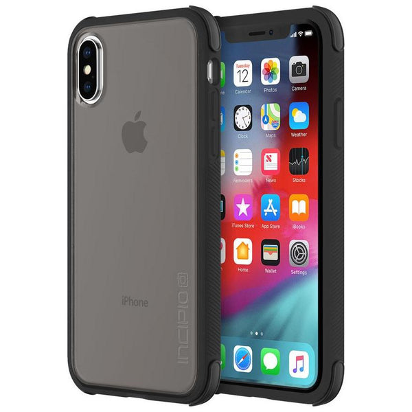 Iphone XS iPhone X Incipio reprieve sport australia free shipping black clear