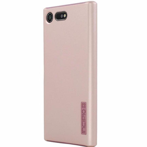 INCIPIO DUALPRO DUAL-LAYER PROTECTIVE CASE FOR SONY XPERIA XZ PREMIUM - ROSE GOLD/PINK