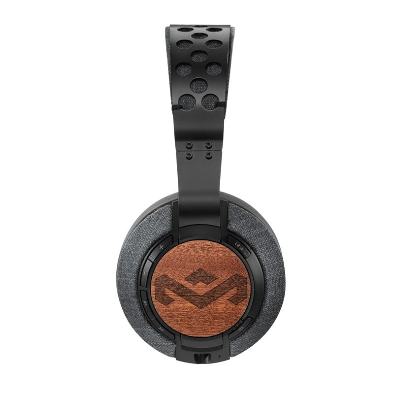 Shop Australia stock HOUSE OF MARLEY LIBERATE XLBT BLUETOOTH WIRELESS OVER EAR HEADPHONES - MIDNIGHT with free shipping online. Shop House of Marley collections with afterpay Australia Stock