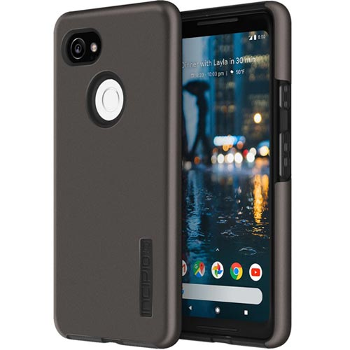 the one and only place to buy Incipio Dualpro Protective Case For Google Pixel 2 Xl - Gunmetal in australia is SYNTRICATE. Authorized distributor offer free express shipping Australia. Australia Stock