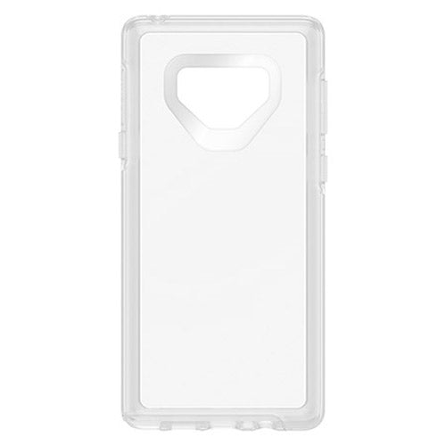 Buy new and genuine Otterbox Symmetry Clear Case For Galaxy Note 9 Clear Australia Stock