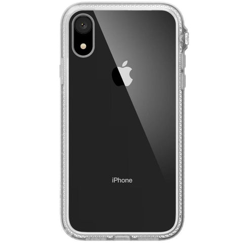 iphone xr clear case from catalyst. impact protection. comes with free shipping, return warranty and afterpay payment.
