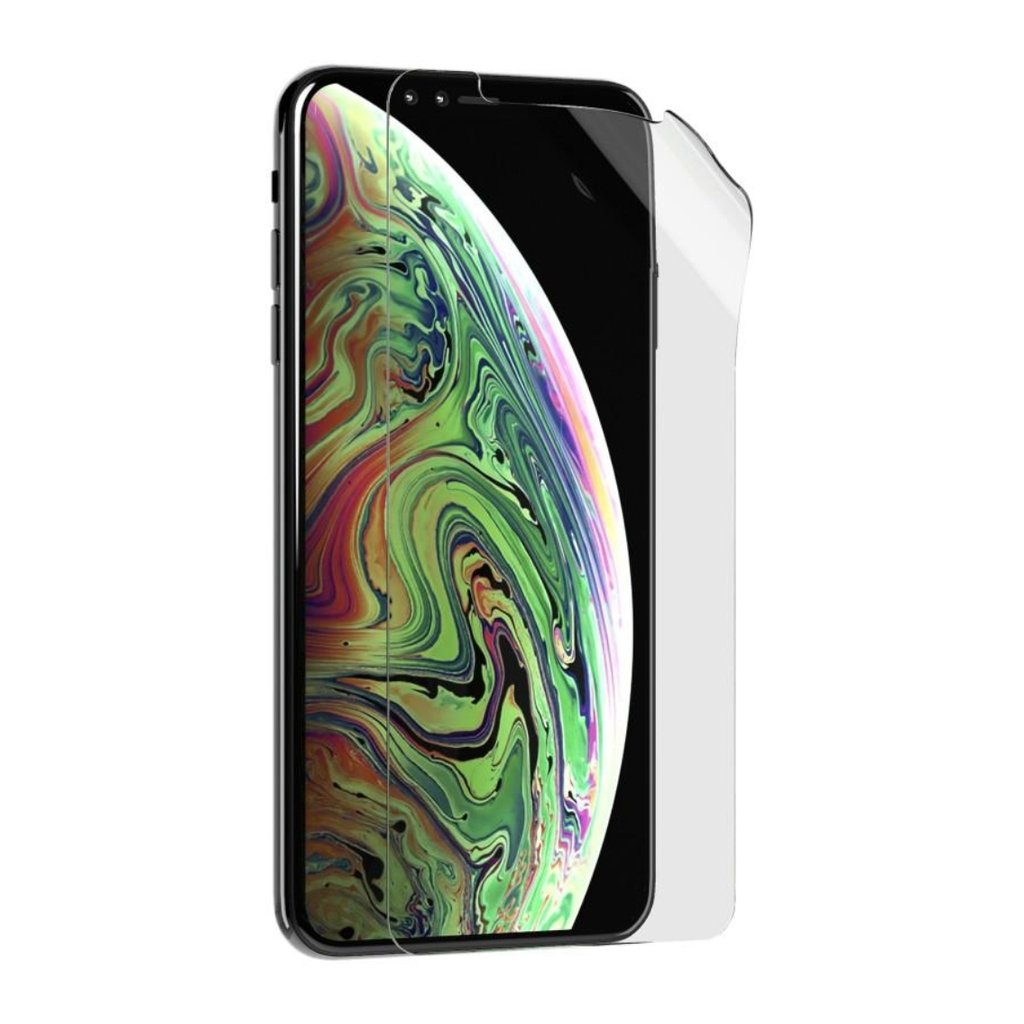 self healing screen protector iPhone Xs & iPhone X Cheapest range from tech21 Australia Stock
