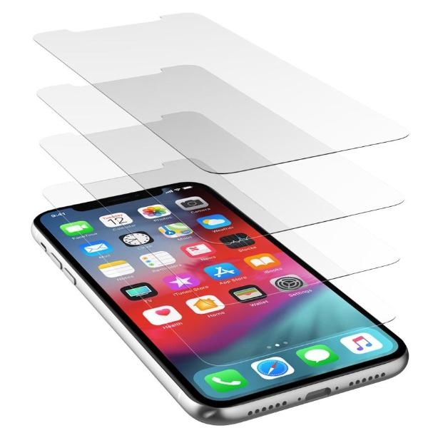 GRIFFIN SURVIVOR TEMPERED GLASS SCREEN PROTECTOR FOR IPHONE XS MAX - 25 PACK Australia Stock