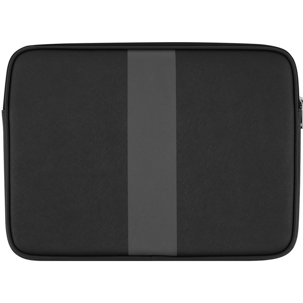 official store online to buy classic jack spade new york racing stripe sleeve for macbook 13 inch - black/magnet stripe. Free express shipping australia. Australia Stock