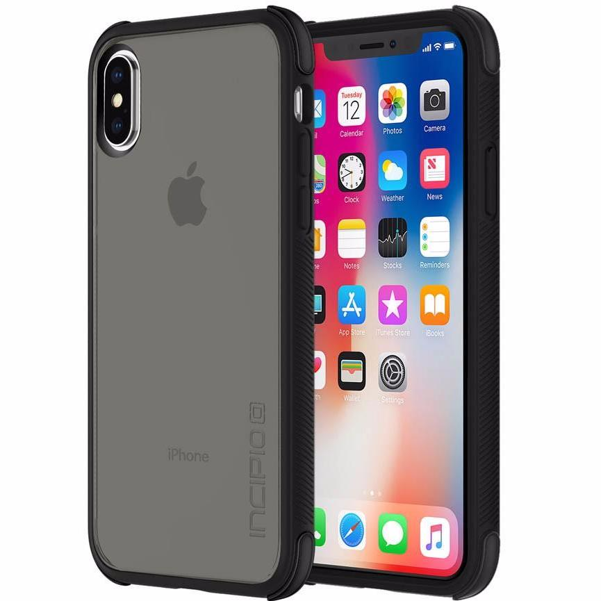 Buy genuine Incipio Reprieve [Sport] 2.0 Case W/Reinforced Corners For iPhone XS & iPhone X - Black/Smoke from authorized distributor free shipping australia wide. Australia Stock