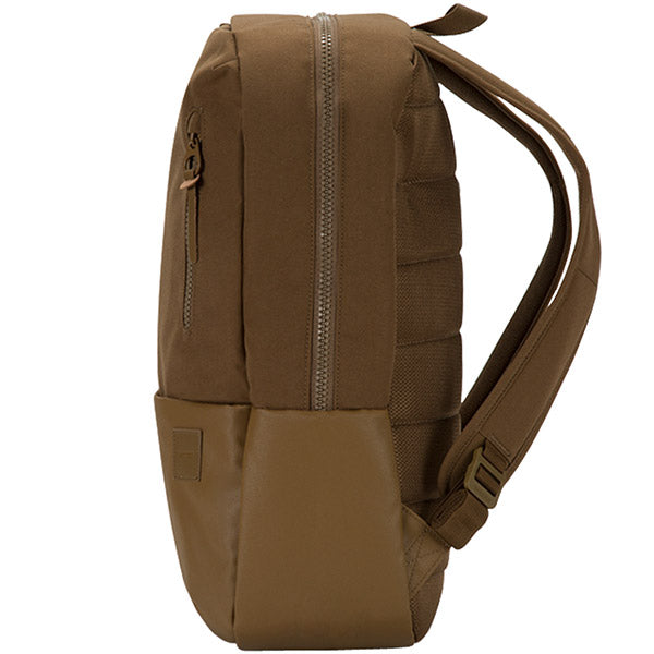 the trusted place to buy incase compass backpack bag for mac book up to 15 inch bronze colour australia Australia Stock
