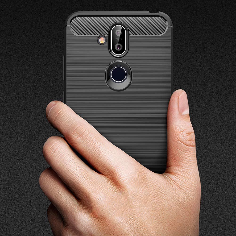 Shop Australia stock FLEXI BRUSHED TPU SLIM ARMOR CASE FOR NOKIA 8.1 - BLACK with free shipping online. Shop Flexi collections with afterpay Australia Stock