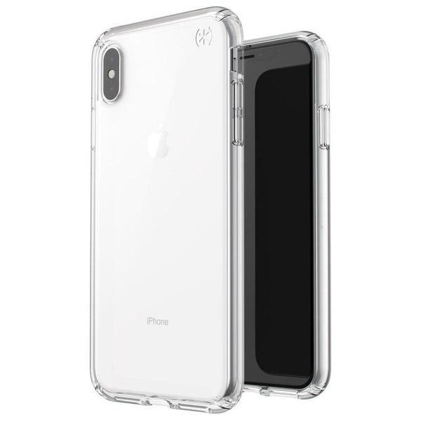 Clear case $49.95 iPhone XS Max case from Speck Australia