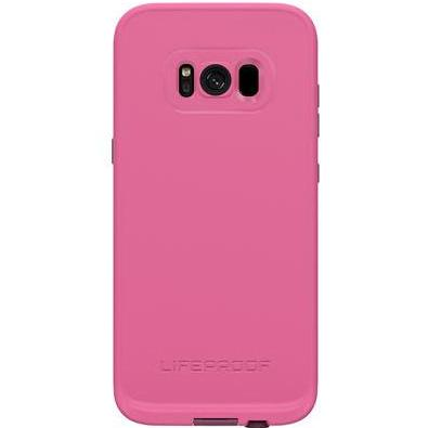 Free express shipping Australia wide for Cute and Tough Lifeproof Fre Waterproof Case For Galaxy S8+ Plus Pink.
