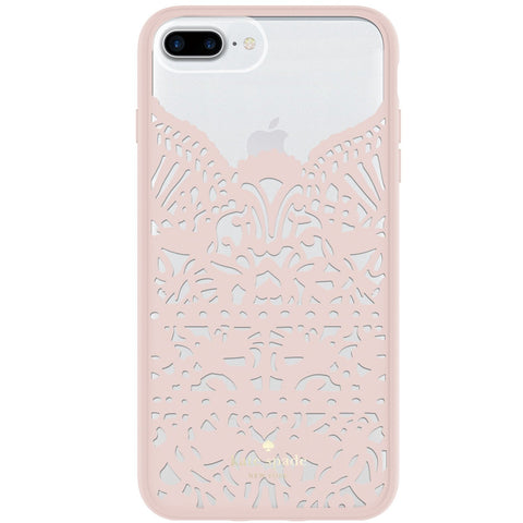 KATE SPADE NEW YORK LACE CAGE CASE FOR IPHONE 8 PLUS 7