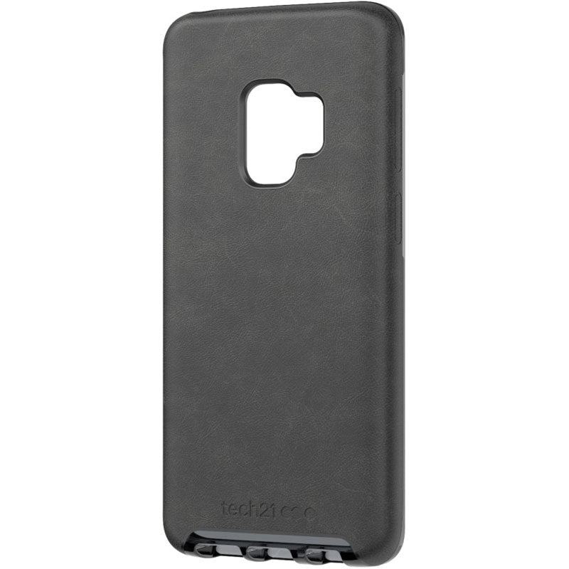 leather flexshock case for samsung galaxy s9 black colour Australia Stock