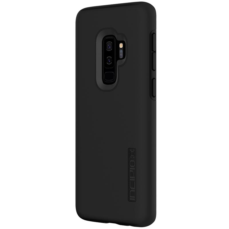 INCIPIO DUALPRO DUAL LAYER PROTECTIVE CASE FOR GALAXY S9 PLUS - BLACK Australia Stock