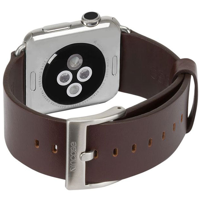 incase genuine leather band for apple watch 42mm get it at syntricate Australia Stock