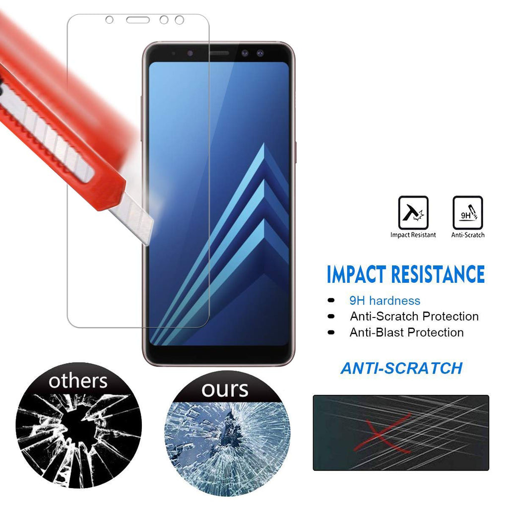 Shop Australia stock FLEXII 9H 2.5D TEMPERED GLASS SCREEN PROTECTOR FOR GALAXY A8 (2018) with free shipping online. Shop FlexiiGravity collections with afterpay Australia Stock