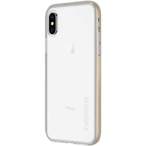 Shop Australia stock INCIPIO OCTANE LUX METALLIC BUMPERS CASE FOR iPHONE XS/X -CHAMPAGNE with free shipping online. Shop Incipio collections with afterpay