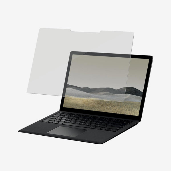 surface laptop 3 tempered glass clear protective screen protector from panzerglass australia