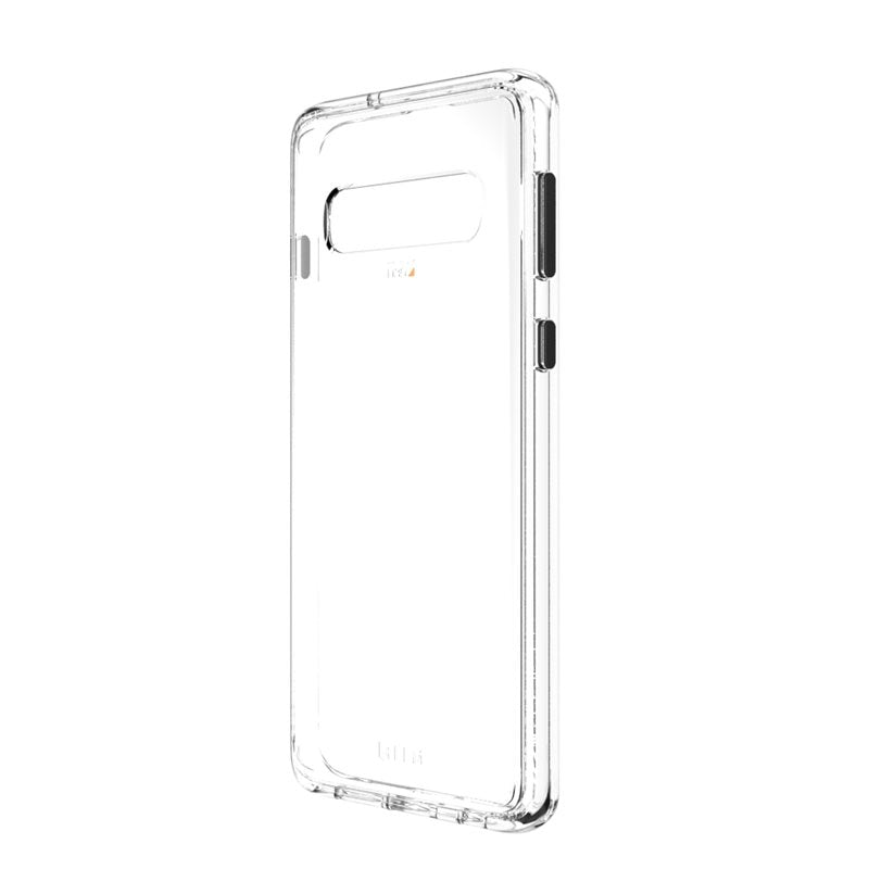 size 40 59462 f883e EFM ASPEN CRYSTALEX D30 ARMOUR CASE FOR GALAXY S10 5G (6.7-INCH) - CLEAR