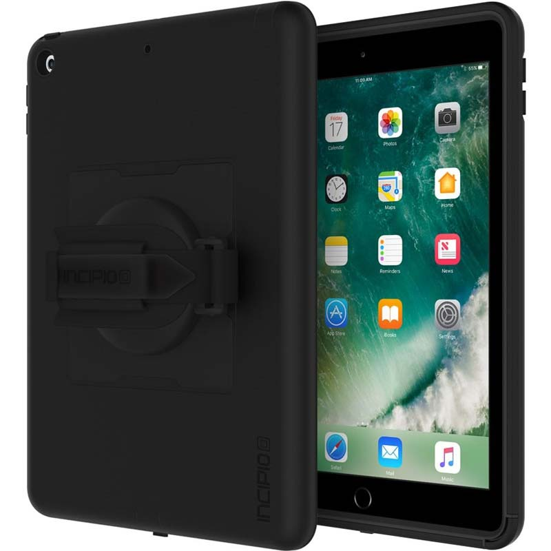 Buy Incipio Capture Ultra Rugged Case With Rotating Hand Strap For Ipad 9.7 (5Th Gen) Australia Australia Stock