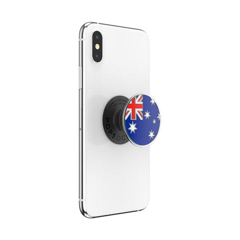 best holder socket from popsocket australia. best australian flag socket