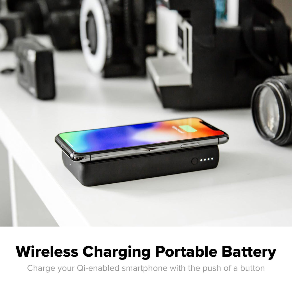 Shop Australia stock MOPHIE CHARGE STREAM POWERSTATION WIRELESS 6040mAH PORTABLE BATTERY with free shipping online. Shop Mophie collections with afterpay Australia Stock