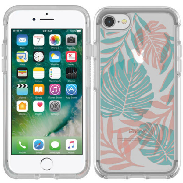 Buy a beach theme case from Otterbox Symmetry Clear Graphics Case For Iphone 8/7 -Easy Breezy. Free express shipping Australia wide.