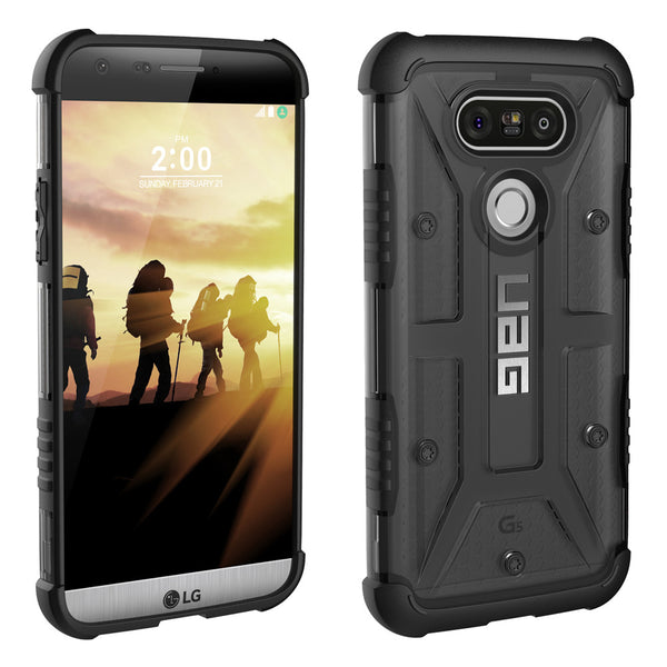 Shop Australia stock UAG Feather-light Composite Military Standard Case For LG G5 - Ash with free shipping online. Shop UAG collections with afterpay