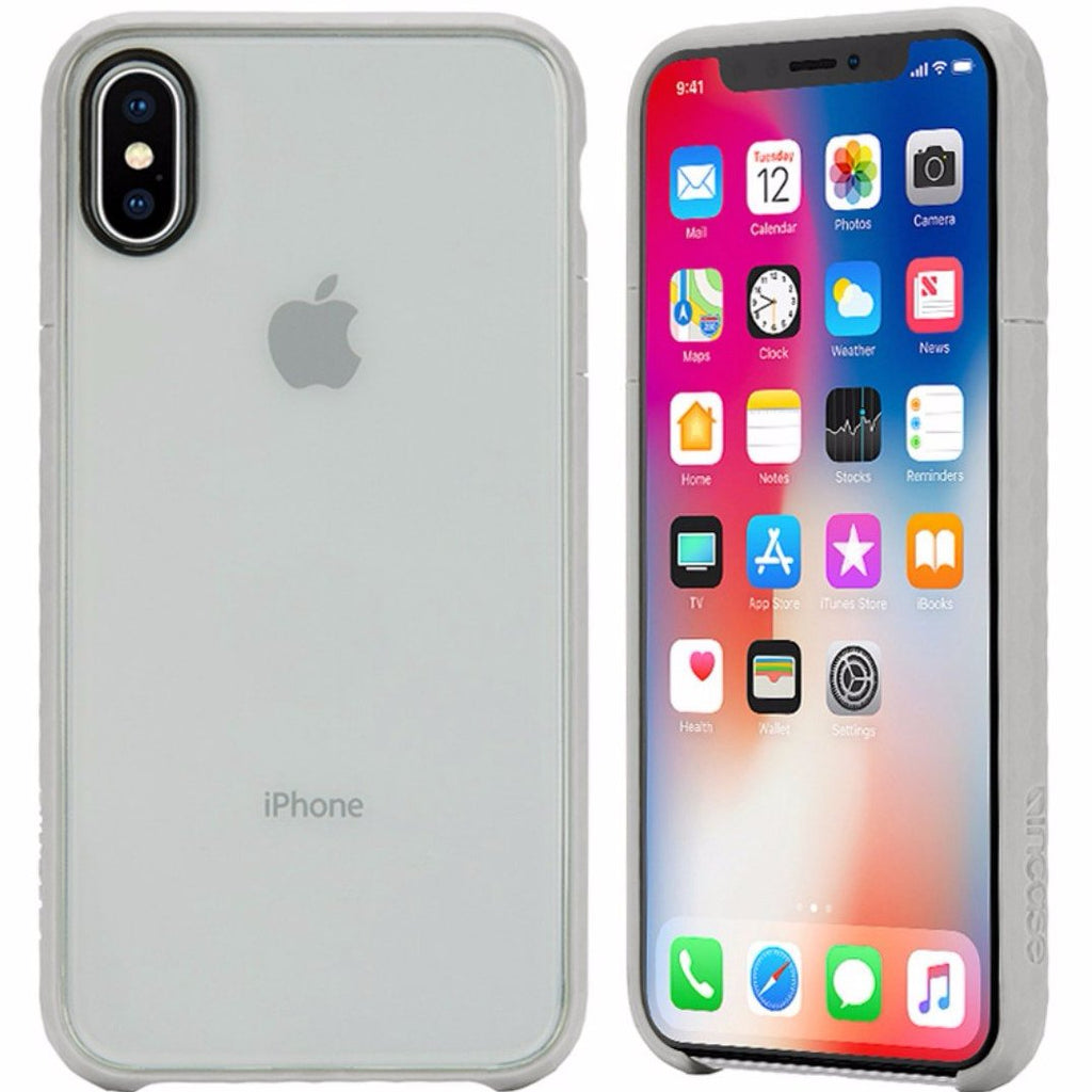 Where place to buy army look transparent and see through case from Incase Pop Tensaerlite Case For Iphone X - Clear Slate Grey. Free express shipping Australia from authorized distributor Syntricate, the one and only official and trusted online store. Australia Stock