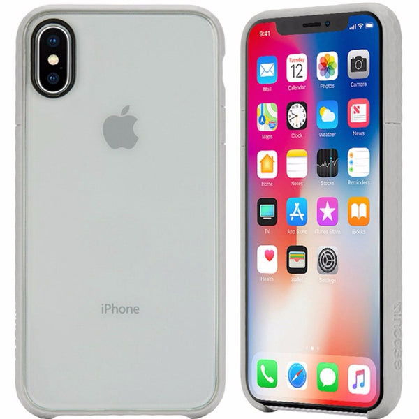Where place to buy army look transparent and see through case from Incase Pop Tensaerlite Case For Iphone X - Clear Slate Grey. Free express shipping Australia from authorized distributor Syntricate, the one and only official and trusted online store.