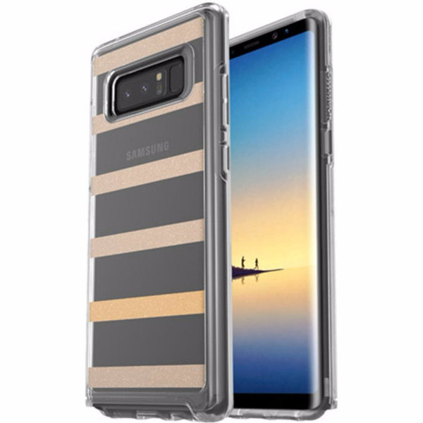 buy OTTERBOX SYMMETRY CLEAR GRAPHICS SLIM CASE FOR GALAXY NOTE 8 - INSIDE THE LINES from official store syntricate. Free express shipping australia wide.
